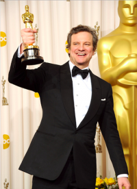 Colin Firth i oskar
