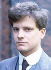 Colin Firth młody