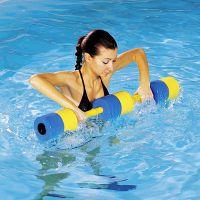 ile można schudnąć na basenie