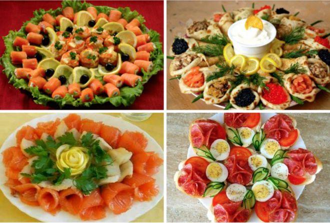 15 Sposobów Udekorować Potrawy Noworoczne