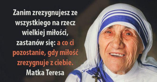 święci Kk Matka Teresa Cz1 Ocalić Od Zapomnienia
