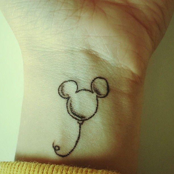 35 Fantastycznych Tatuaży Disneyowskich