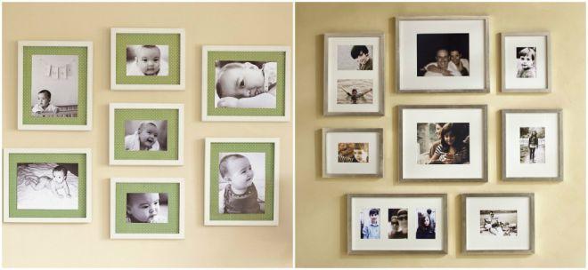 Как красиво оформить коллаж из фотографий своими руками