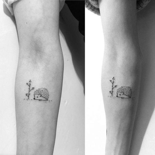 18 Wzruszających Tatuaży Dla Braci I Sióstr