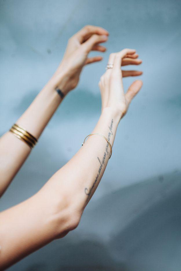 32 Miejsca Na Ciele Idealnych Na Tatuaże