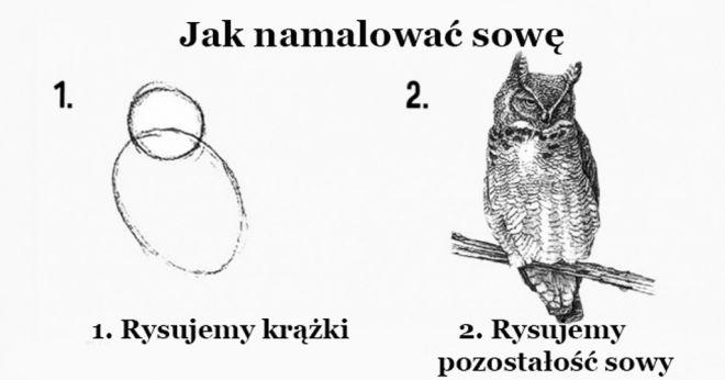 Piękne Rysunki Ołówkiem Które łatwo Namalować Z Dziećmi