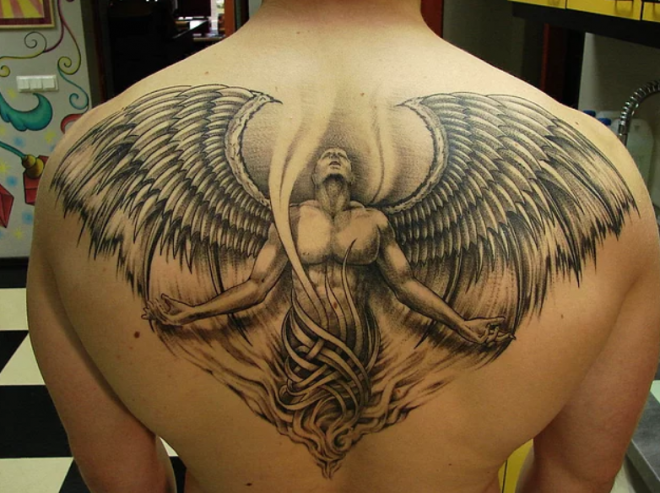Co Mówi O Mężczyźnie Jego Tatuaż