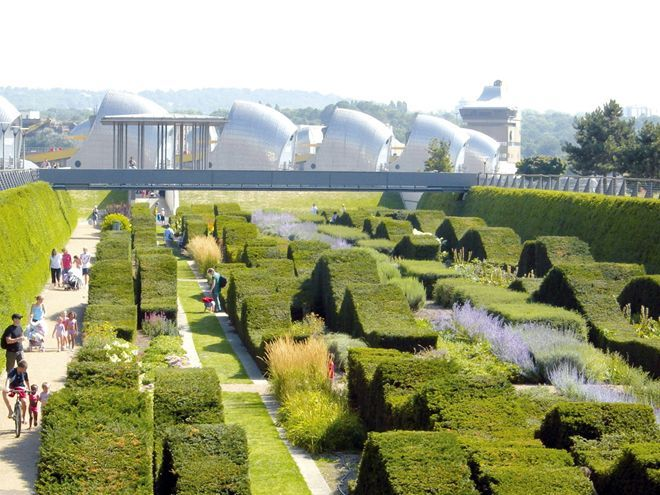 Thames Barrier Park 2