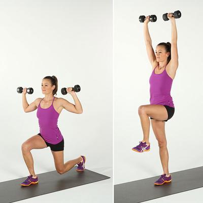 Ćwiczenia dla kobiet o figurze gruszki - Mangosteen