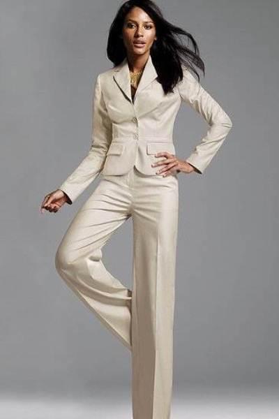 8aad762fb96ed ... damski kostium biznesowy 3