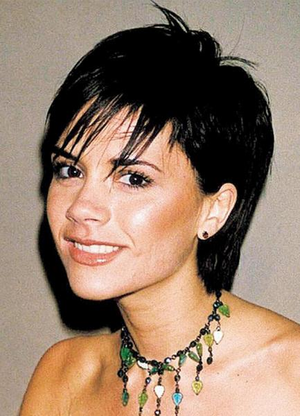 Victoria Beckham Fryzura