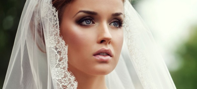 Fryzury ślubne Dla Długich Włosów Z Welonem