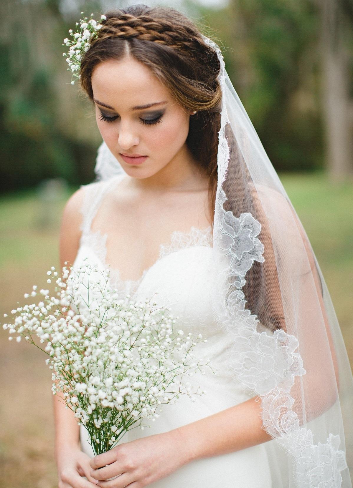 Fryzury ślubne Z Długim Welonem Jak Poprawnie Dobrać Fryzurę