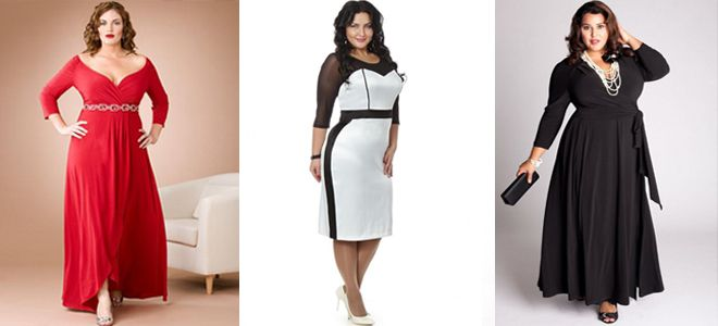 d1aaaf1b9c Piękne sukienki dla puszystych kobiet – wyszczuplające stroje odświętne