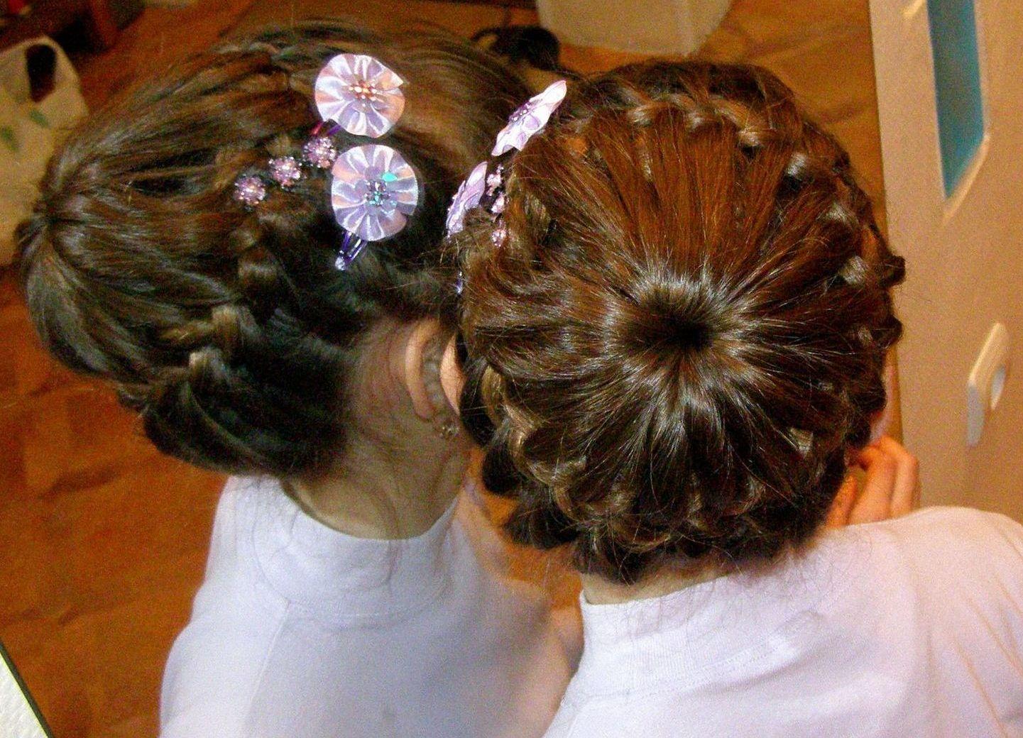 Fryzury Szkolne Dla Dziewczynek Na Długie Włosy