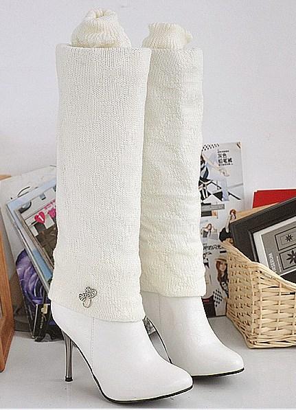 db116560 Białe kozaki na wesele – różnorodne modele kozaków