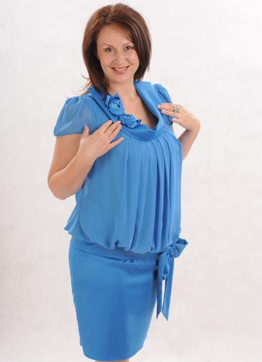 Piękne sukienki dla puszystych kobiet – wyszczuplające ...