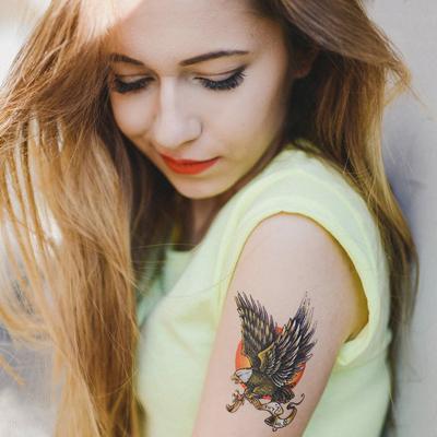 Tatuaż Orzeł Znaczenie Co Symbolizuje Drapieżnego Ptaka