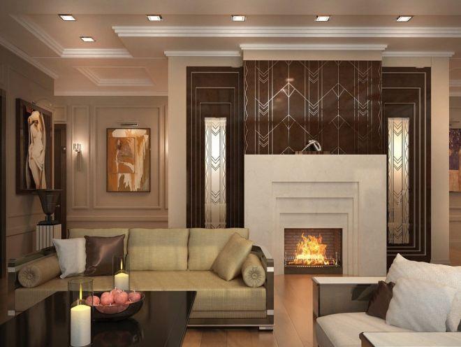 styl art deco we wn trzu osobliwo ci wyposa enia i po czenie oryginalnych element w designu. Black Bedroom Furniture Sets. Home Design Ideas